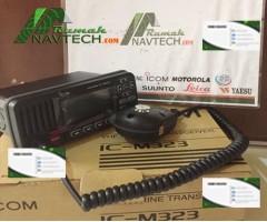 RIG ICOM M323 RADIO RIG VHF MARINE TIPE IC M323 JUAL HARGA DISTRIBUTOR